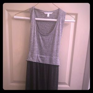 VS maxi dress with side cut outs